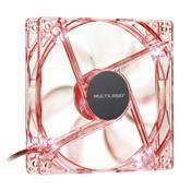 Cooler Fan 12X12cm Led Vermelho Ga136 Multilaser