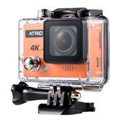 Câmera De Ação Digital Full Sport 4K Á Prova De Água Dc185 Átrio