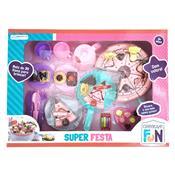 Brinquedo Creative Fun Kitchen Set Br640 Multikids