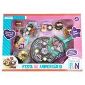 Brinquedo Creative Fun Festa De Aniversário Br641 Multikids