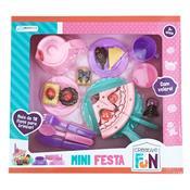 Brinquedo Creative Fun Mini Festa Br643 Multikids