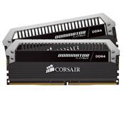Kit Memória Gamer Dominator Platinum 32Gb Ddr4 3000Mhz Cmd32gx4m2b3000c15 Corsair