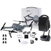 Drone Rádio Controle Mavic Pro Fly Full Hd 4K Micro Sd 16Gb Cp.Pt.000648 Dji