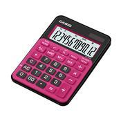 Calculadora De Mesa 12 Dígitos Preta E Pink Ms-20Nc-Brd Casio