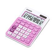 Calculadora De Mesa 12 Dígitos Rosa Ms-20Nc-Pk Casio