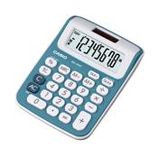 Mini Calculadora De Mesa 8 Dígitos Azul Ms-6Nc-Bu Casio
