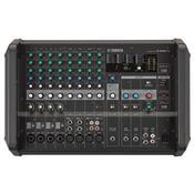 Mesa De Som 12 Canais Analógica Amplificada Bivolt Emx5 Preto Yamaha