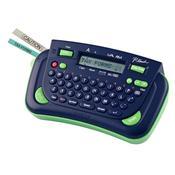 Rotuladora Etiqueta Portátil Eletrônica Azul E Verde Pt80 Brother