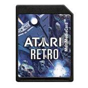 Cartão Com 7 Jogos Clássicos De Atari P10934u Palm