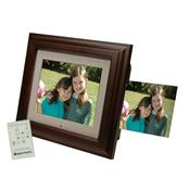 Porta Retrato Digital 8 Pol E Impressora Embutida Sp8prt Smartparts