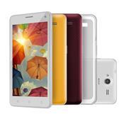 Celular Smartphone Ms50 Quad Core 1Gb 5Pol 8Gb Branco Nb256 Multilaser
