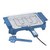 Churrasqueira Elétrica Petit Grill Plus Azul Anurb