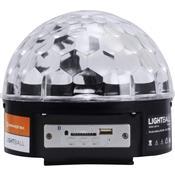 Meia Bola 6 Leds Com Sd Usb Bluetooth Lightball Lbh-101 Hayonik