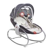 Cadeira De Balanço Cozy Rocker Napper Grey D0222 Tiny Love