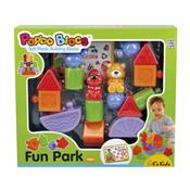 Brinquedo Fun Park 14 Popbo Blocs K10623 Ks Kids