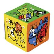 Cubo Musical Para Bebê Colorido K10664 Ks Kids