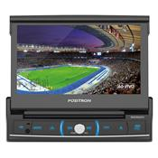 Dvd Player Tela De 7 Polegadas Usb Sd Mp3 Touch Sp-6720 Pósitron