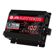 Fonte Carregadora De Bateria Auto Sci 10A 500Wrms Bivolt Jfa