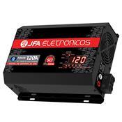 Fonte Carregadora De Bateria Sci 120A 600Wrms Bivolt Jfa