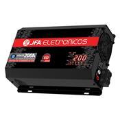 Fonte Carregadora De Bateria Sci 200A 2250Wrms Bivolt Jfa