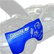 Manta Magnética 11 Cm Em Couro Para Automóveis 907 Gedore