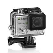 Câmera De Ação Sport 4K Usb Tela Lcd 2 Pol 16Mp Mr3001 Mirage