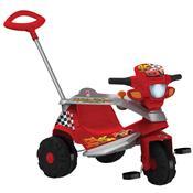 Triciclo De Passeio Infantil Cars Disney Bandeirante