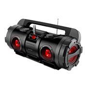 Caixa De Som Boombox Multiuso Bluetooth Usb 80W Rms Sp218 Multilaser
