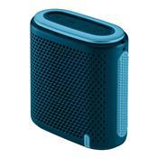 Caixa De Som Mini Bluetooth P2 10W Rms Azul E Verde Sp237 Pulse