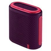 Caixa De Som Mini Bluetooth P2 10W Rms Roxo E Rosa Sp239 Pulse