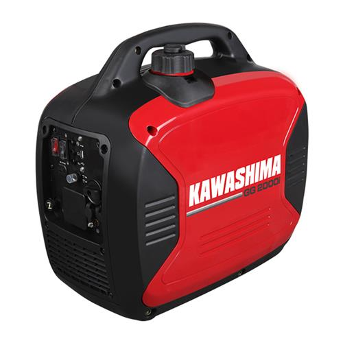 Gerador A Gasolina Inverter Monofásico 220V Gg2000iy Kawashima