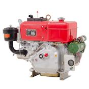 Motor Estacionário À Diesel Partida Elétrica 10.5Hp Ch-R190m Changchai