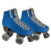 Patins Infantil 4 Rodas Toy Azul Tam 25 Rye Patins