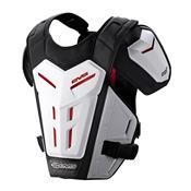 Colete Infantil Para Motocross Revolution Branco P/M Evs