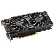 Placa De Vídeo Geforce Gtx 1050 Ssc Gaming 2Gb Gddr5 128 Bits 02G-P4-6154-Kr Evga