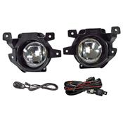 Kit Farol De Milha 55W Para Strada Working 2014 Sl-091410U Shocklight