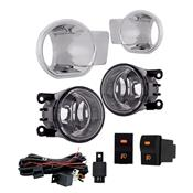 Kit Farol De Milha Ranger 2012/15 Original Sl-101310 Shocklight