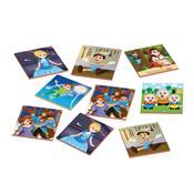 Jogo De Memória Contos Infantis 24 Peças 207 Ciabrink