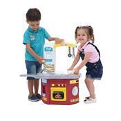Brinquedo Cozinha Infantil Mini Chef 4276 Xalingo