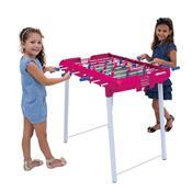 Pebolim Infantil Arena Da Barbie Rosa 22543 Xalingo
