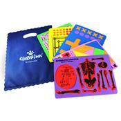 Kit Infantil Em Eva Com 5 Jogos Ciabrink