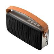 Caixa De Som Portátil Bluetooth Usb Preta Sp247 Pulse
