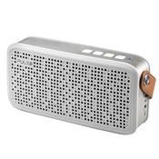 Caixa De Som Portátil Bluetooth Usb Branca Sp248 Pulse