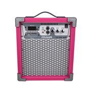 Caixa De Som Amplificada 60W Pink Lc250 App Frahm