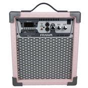 Caixa De Som Amplificada 60W Rosa Lc250 App Frahm