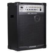 Caixa De Som Amplificada 150W Preta Mp1000 App Frahm