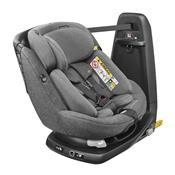Bebê Conforto Reclinável Axissfix Plus Sparkling Grey Maxi Cosi