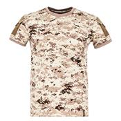 T-Shirt Army Camuflada Digital Deserto Invictus
