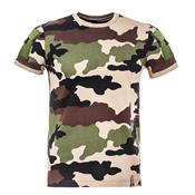 T-Shirt Army Camuflada Francês Invictus