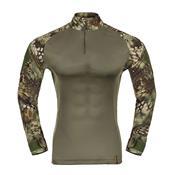 Camisa De Combate Raptor Camuflada Kryptek Mandrake Invictus